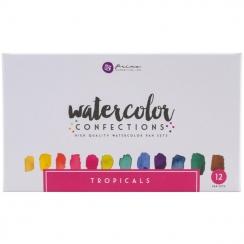 Aquarelles Watercolor Confections TROPICALS