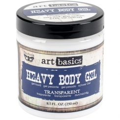 Gel medium Art Basics SUPER HEAVY