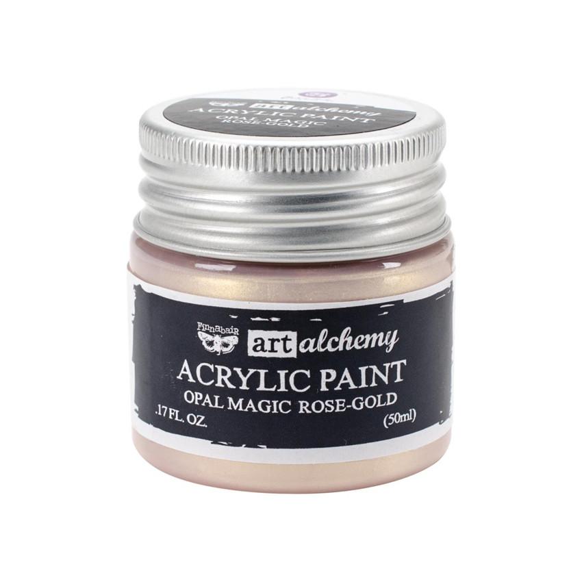 Peinture acrylique nacrée Art Alchemy ROSE GOLD
