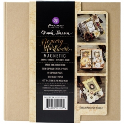 Album Chipboard magnétique MEMORY HARDWARE