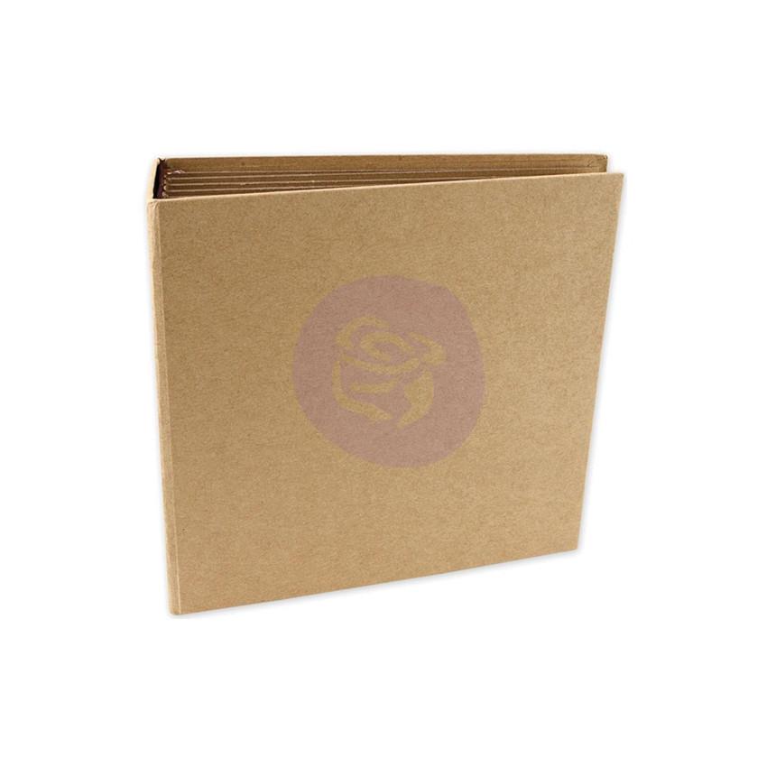 Album carré MEMORY HARDWARE JOURNAL