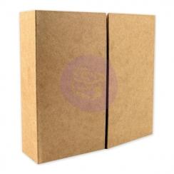 Album ouverture centrale MEMORY HARDWARE JOURNAL par Prima Marketing. Scrapbooking et loisirs créatifs. Livraison rapide et c...