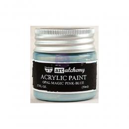 Peinture acrylique nacrée Art Alchemy PINK BLUE
