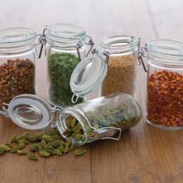 PROMO de -50% sur Mini bocal fermeture crochet Kitchen Crafts