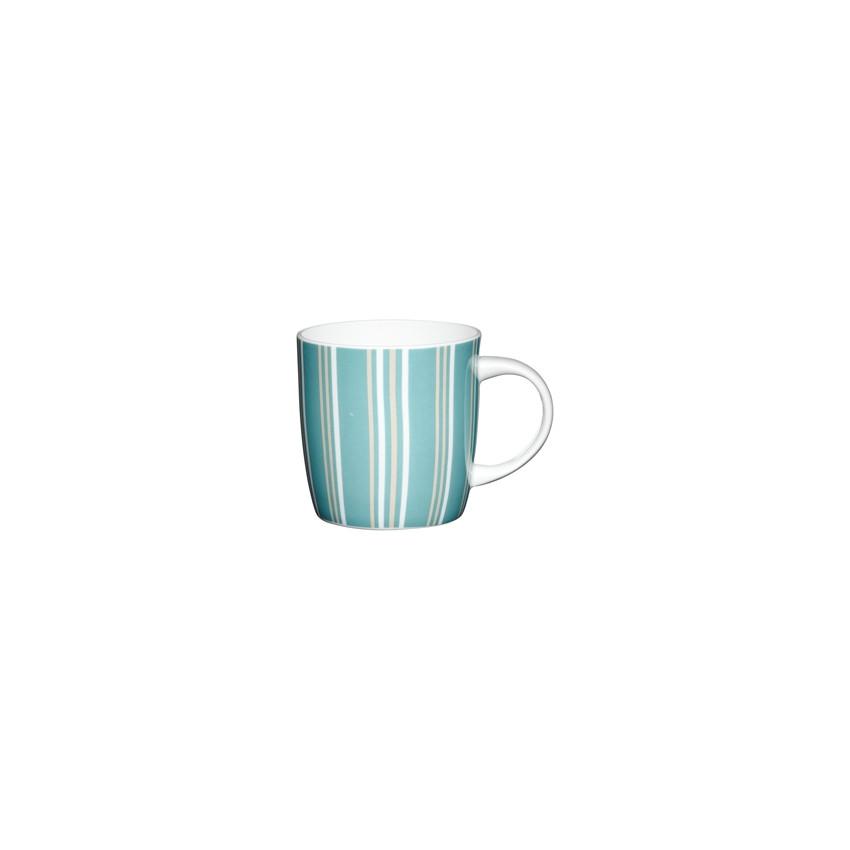 PROMO de -60% sur Mug rayures bleues Kitchen Crafts