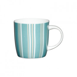 PROMO de -50% sur Mug rayures bleues Kitchen Crafts