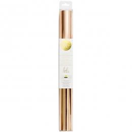 Pellicule métallisée Minc 30.5 cm ROSE GOLD par Heidi Swapp. Scrapbooking et loisirs créatifs. Livraison rapide et cadeau dan...