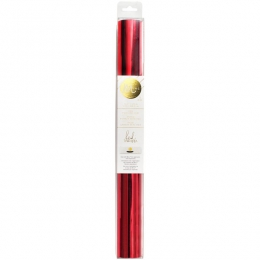 Pellicule métallisée Minc 30.5 cm RED par Heidi Swapp. Scrapbooking et loisirs créatifs. Livraison rapide et cadeau dans chaq...
