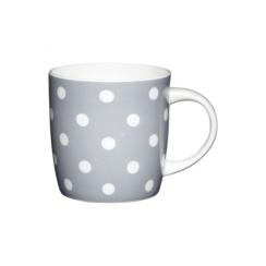 PROMO de -60% sur Mug pois gris Kitchen Crafts