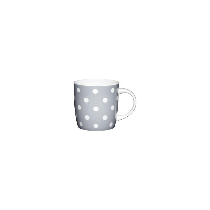 PROMO de -60% sur Mug pois gris Kitchen Crafts