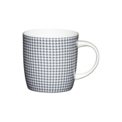 PROMO de -60% sur Mug vichy gris Kitchen Crafts