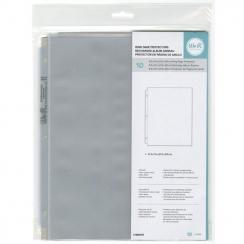 Parfait pour créer : Pochettes protectrices pour pages A4 Américain par We R Memory Keepers. Livraison rapide et cadeau dans ...