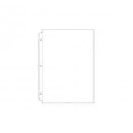 Pochettes protectrices pour pages A4 Américain