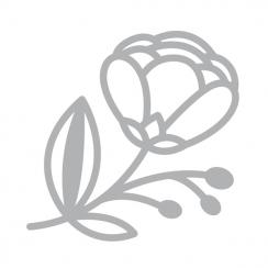 Outil de découpe Grafic Time 1 Fleur