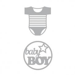 Outils de découpe Baby Boy Body