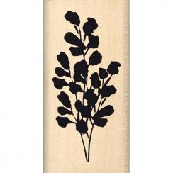 Tampon bois PLANTE FLOUE