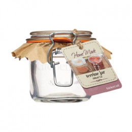Bocal à terrine 200ml par Kitchen Crafts. Scrapbooking et loisirs créatifs. Livraison rapide et cadeau dans chaque commande.