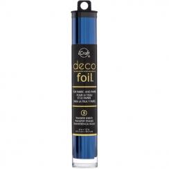 Pellicule métallisée bleue DEEP BLUE