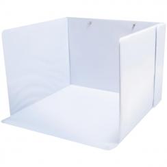 Cube de protection pour spray