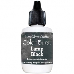 Poudre Color Burst LAMP BLACK