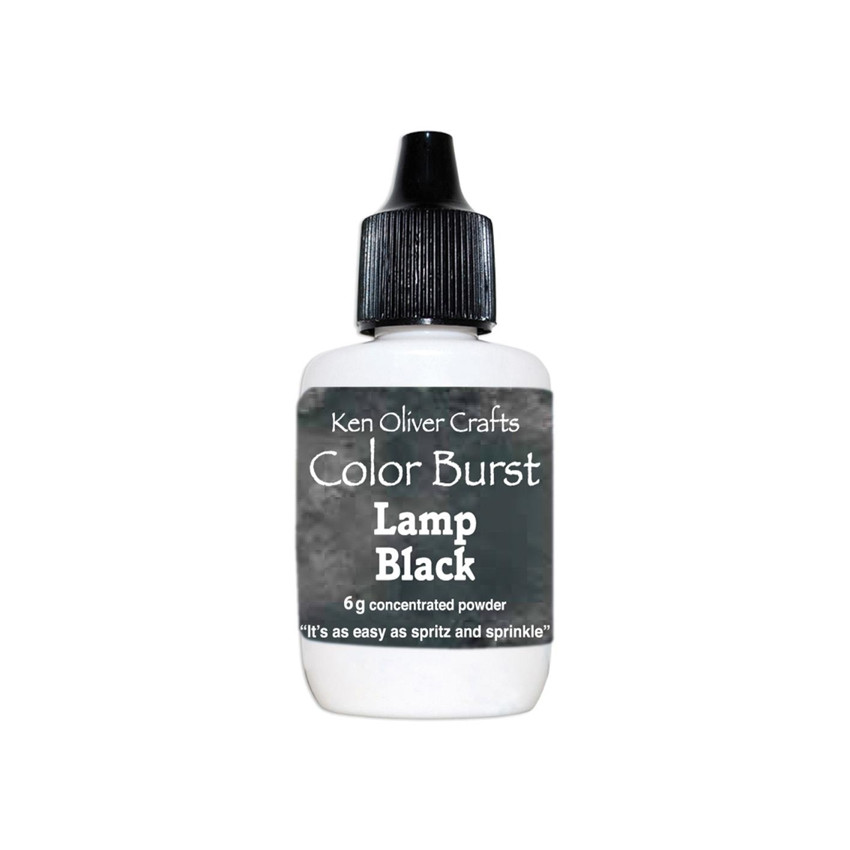 Poudre Color Burst LAMP BLACK