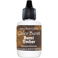 Poudre Color Burst BURNT UMBR