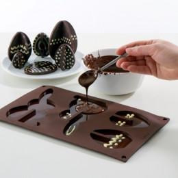 PROMO de -30% sur Moule 3D de Pâques Lekué