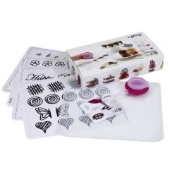 Kit Decomat par LEKUE. Scrapbooking et loisirs créatifs. Livraison rapide et cadeau dans chaque commande.