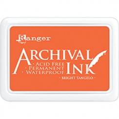 Encre Archival BRIGHT TANGELO par Ranger. Scrapbooking et loisirs créatifs. Livraison rapide et cadeau dans chaque commande.