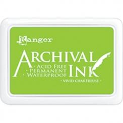 Encre Archival VIVID CHARTREUSE