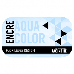 Encre JACINTHE par Florilèges Design. Scrapbooking et loisirs créatifs. Livraison rapide et cadeau dans chaque commande.