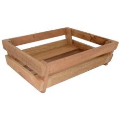 Panier en bois
