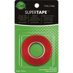 Adhésif double face Super Tape 1/4