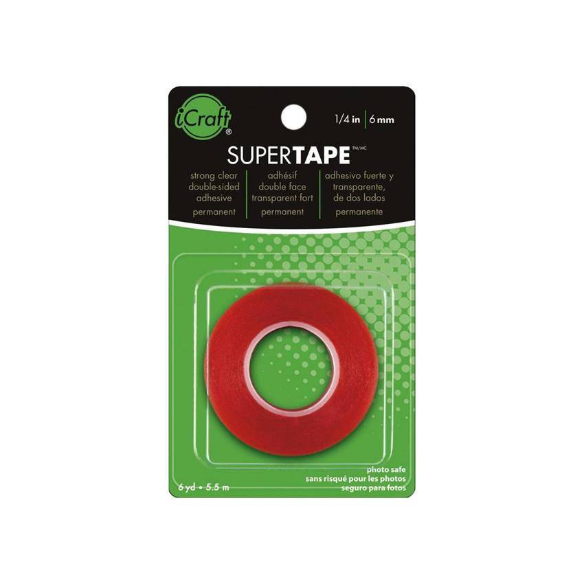 Adhésif double face Super Tape 1/4 par Therm.o.web. Scrapbooking et loisirs créatifs. Livraison rapide et cadeau dans chaque ...