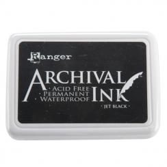 Encre Archival JET BLACK par Ranger. Scrapbooking et loisirs créatifs. Livraison rapide et cadeau dans chaque commande.