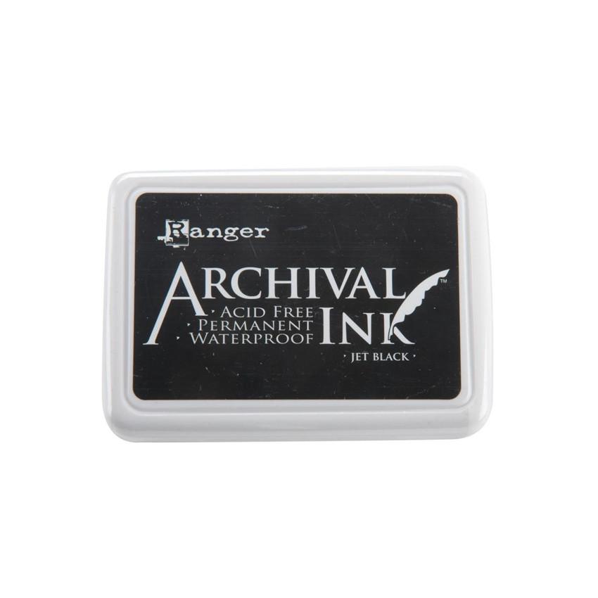 Encre Archival JET BLACK