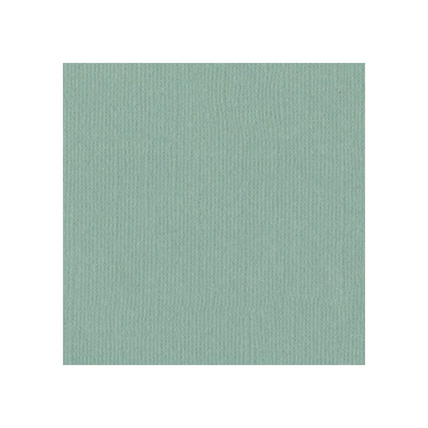 Papier uni 30,5x30,5 Aqua