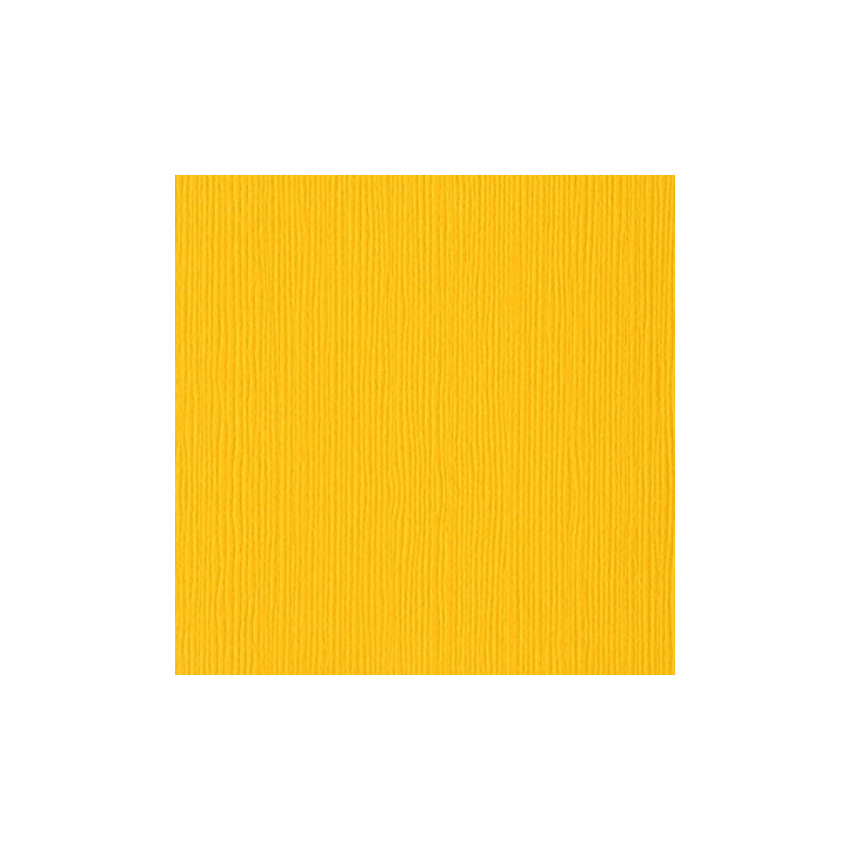 Papier uni 30,5x30,5 Desert Marigold