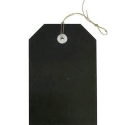 PROMO de -60% sur Grand tag chalkboard