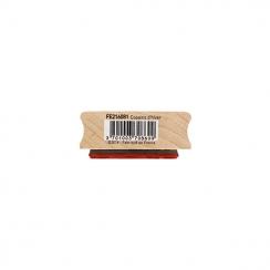 PROMO de  sur Tampon bois COPAINS D'HIVER Florilèges Design