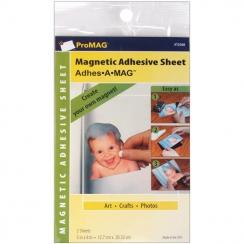 2 feuilles magnétiques adhésives 12.5 x 20 cm par Pro Mag. Scrapbooking et loisirs créatifs. Livraison rapide et cadeau dans ...