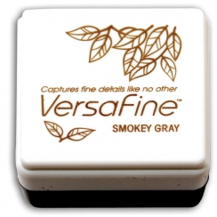 Encre Versafine Cube SMOKEY GRAY