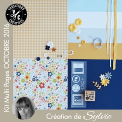 Kit Multi Pages OCTOBRE 2016