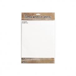 """Papier aquarelle 8.5""""X11"""" par Ranger. Scrapbooking et loisirs créatifs. Livraison rapide et cadeau dans chaque commande."""