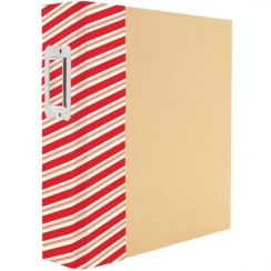 Classeur STRIPED SNAP HOLIDAY