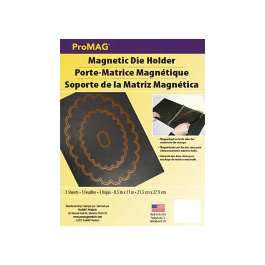 """Plaques magnétiques 8.5""""X11"""" par Pro Mag. Scrapbooking et loisirs créatifs. Livraison rapide et cadeau dans chaque commande."""