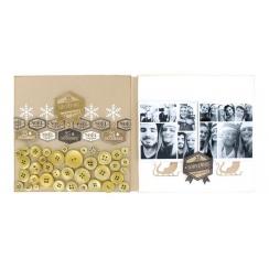 Tampons clear HEUREUSES FÊTES par Florilèges Design. Scrapbooking et loisirs créatifs. Livraison rapide et cadeau dans chaque...