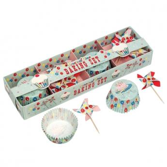 Set cupcakes CARNIVAL TIME