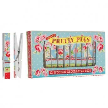 Pinces  linge PAISLEY PARK