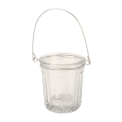 SMALL BONNE JAM JAR T-LiGHT HOLDER